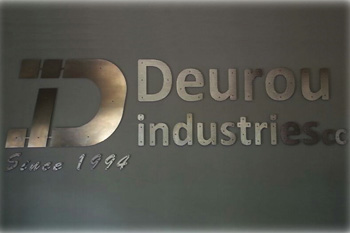 Deurou Industries Alternative Logo