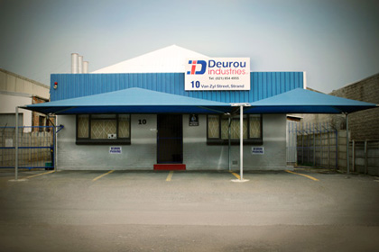 Deurou Industries building