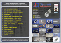Construction Industry Brochure